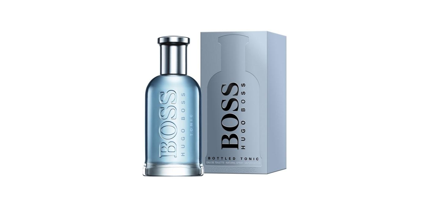 Lançamento Hugo Boss: Boss Bottled Tonic