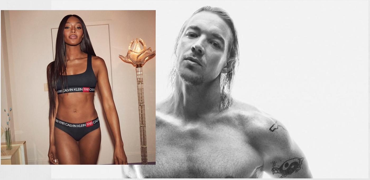 Calvin Klein e a Campanha #MYCALVINS IRL, In Real Life