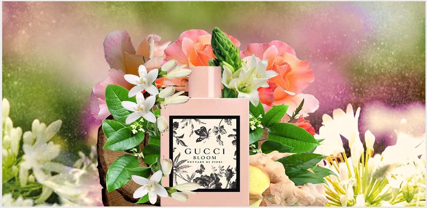 Lançamento: Gucci Bloom Acqua di Fiori, de Gucci Bloom