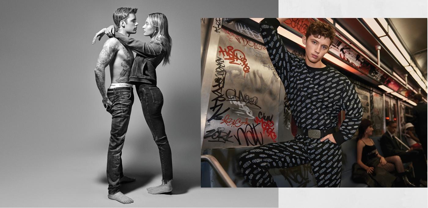 Calvin Klein e o estilo icônico da coleção Cápsula CK50